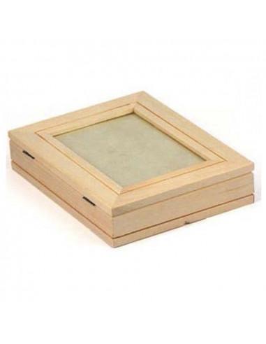 Kist Met Fotolijstje