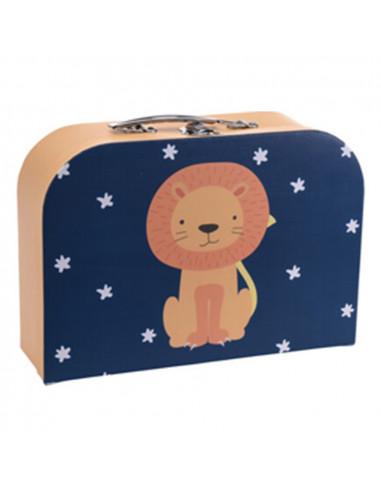Kinderkoffer Leeuw
