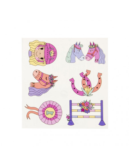 Tattoo Vel Paarden