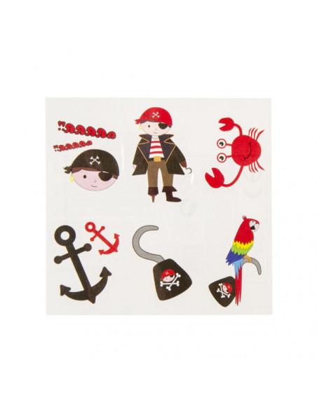 Tattoo Vel Piraat