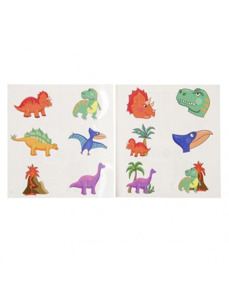 Tattoo Vel Dinosaurus
