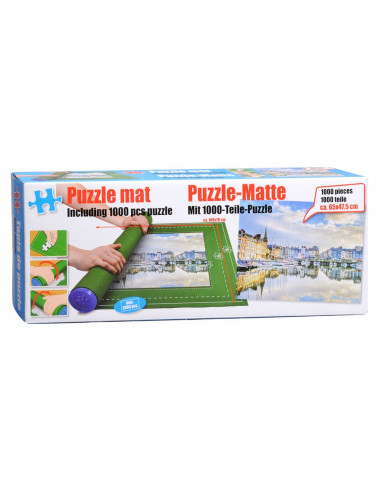 Puzzelmat + Puzzel, 1000st