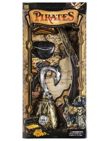 Piratenset met haak