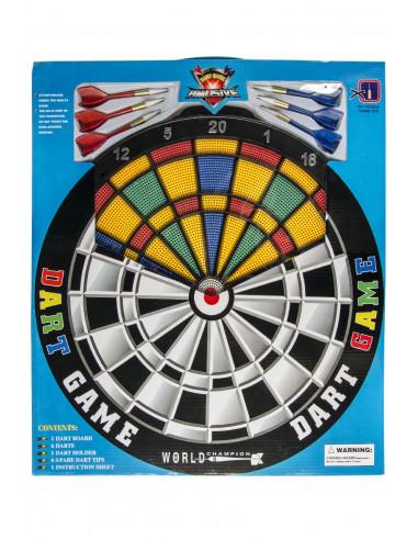 43cm darts safety/6 pijltjes